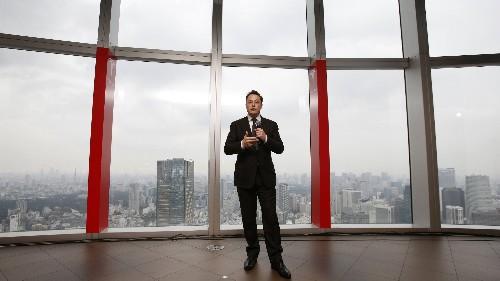 Elon Musk is the true successor to Steve Jobs