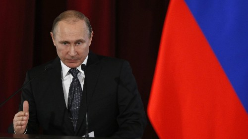 A massive leak of documents connects Putin and other world leaders to offshore deals