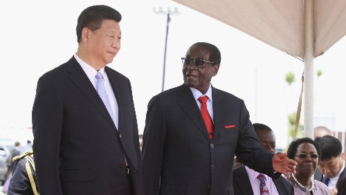 China's role in Zimbabwe's regime change says more about China than Zimbabwe