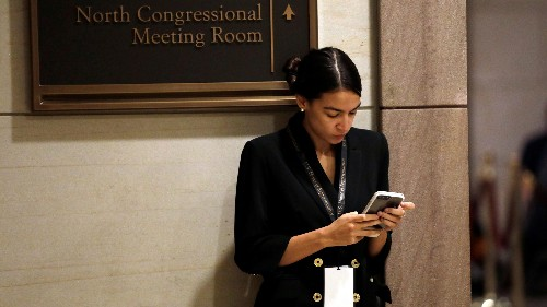 Ocasio-Cortez's Instagram is the young person's guide to Congress