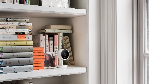 The Nest Cam IQ can track faces and enhance video to catch burglars (GOOG)