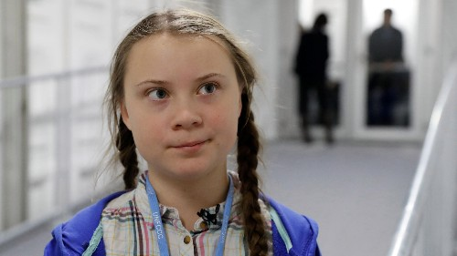15-year-old Greta Thunberg spoke for her generation at the COP24 climate talks in Poland