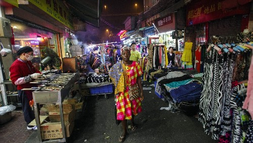 African entrepreneurs have made Guangzhou a truly global city