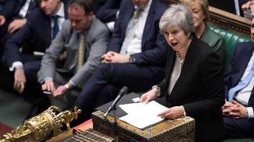 What's next for Theresa May's Brexit deal?