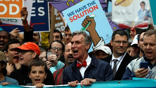 Why Bill Nye the Science Guy is standing up for a climate skeptic