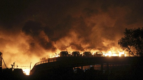 Pick your poison: The firm behind huge explosions in Tianjin handles all manner of hazardous chemicals
