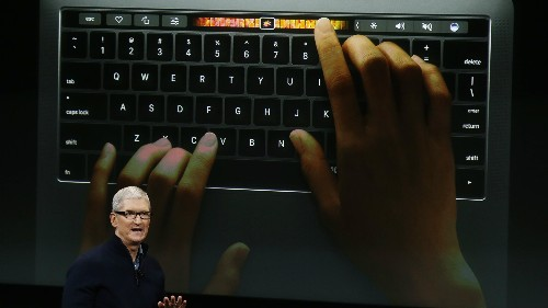Apple (AAPL) screwed up MacBook Pro by removing Escape and Function keys with Touch Bar that developers are turning to Windows PCs