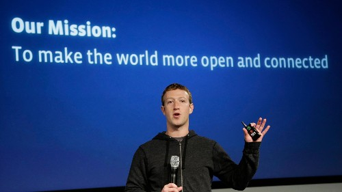 The one reason a Facebook phone would make sense