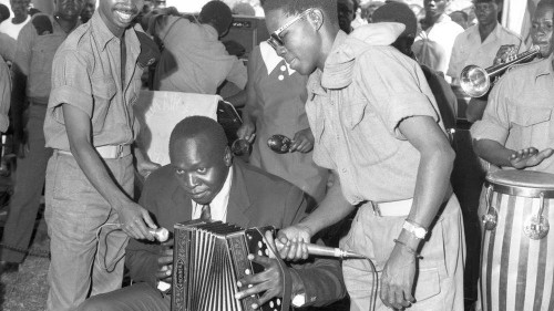 A recently discovered trove of photos shows life in Uganda during Idi Amin's troubled reign