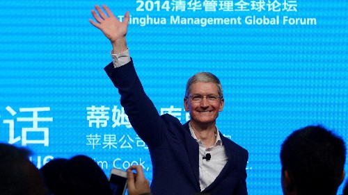 Tim Cook's tech diplomacy may prove no more effective than Jack Ma's