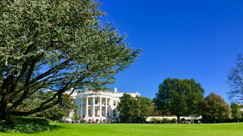 Washington, DC's best respite from politics is at White House
