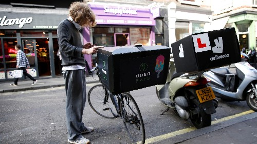 People join the gig economy to be their own boss, but the algorithm is really in charge