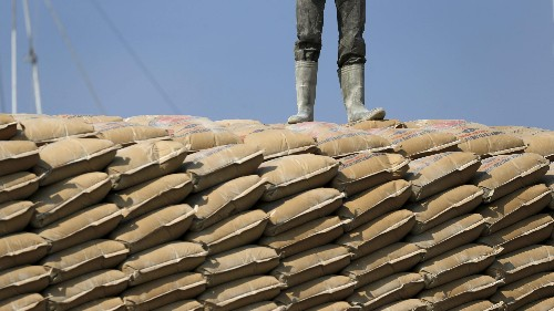 Reducing cement's carbon footprint is critical to climate fight