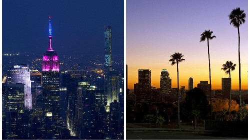 We fact-checked kids' opinions of New York and Los Angeles