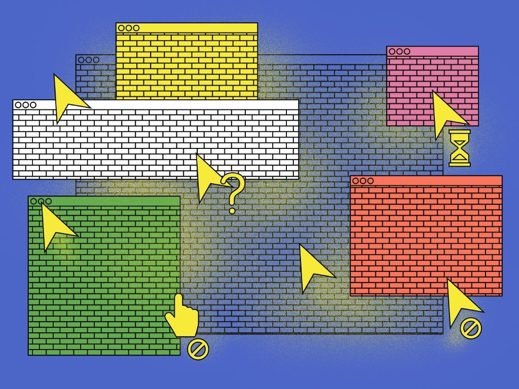 There's already a blueprint for a more accessible internet. If only designers would learn it