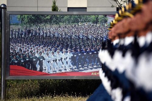 Ahead of military parade China gives away 620,000 TVs