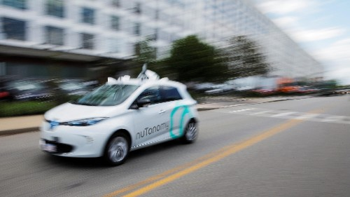 UBS: Robotaxis will cost half what owning a car does in the future