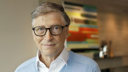 """Bill Gates says it would be a """"tragedy"""" not to take advantage of CRISPR gene-editing"""