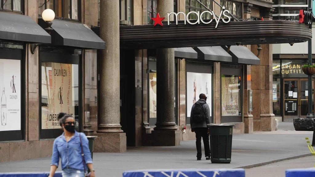 Macy's losses from coronavirus are epic