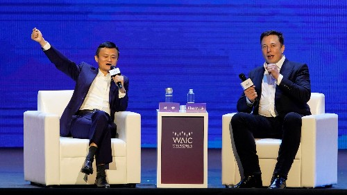 Jack Ma and Elon Musk are worried about a population collapse