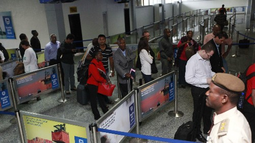 Nigeria is relaxing visa rules for foreigners to boost the ease of doing business