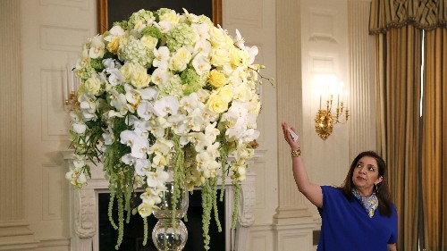 White House buys foreign flowers as US growers see business wilt