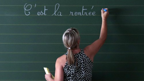 """The battle to make French a """"gender-neutral language"""" is emphasizing the country's inherent sexism"""