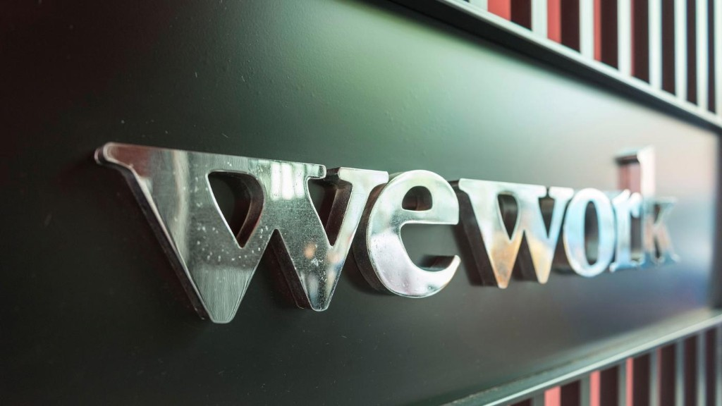 WeWork is now an American Express business platinum cardholder perk