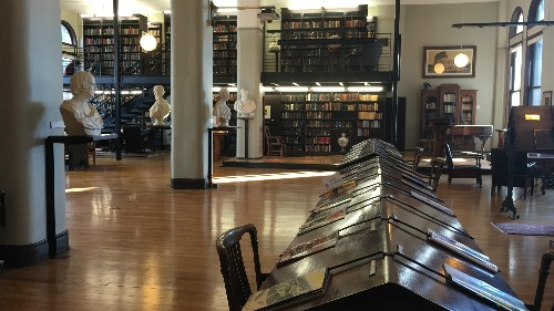 The secret world of membership libraries