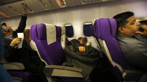 Finally a perk economy passengers want: 'Neighbor-free' seating