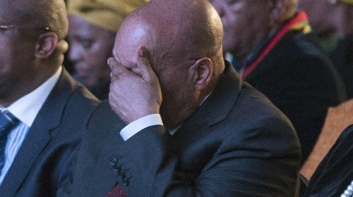 """What the """"State Capture"""" report tells us about Zuma, the Guptas, and corruption in South Africa"""