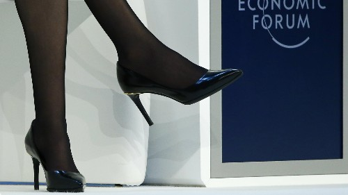 The male business leaders at Davos who committed to gender equality