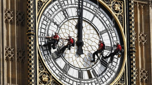 Brexit's next casualty could be clear time zones