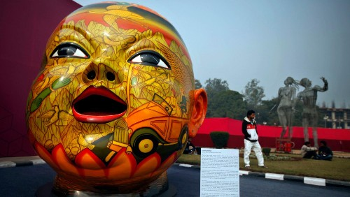 As fakes unnerve India's art market, the trade is pushing for an antiquated solution