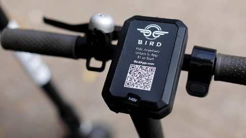 Electric scooter company Bird is the fastest startup ever to become a unicorn