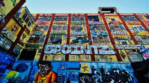 5Pointz graffiti has now made an indelible mark on the law and art