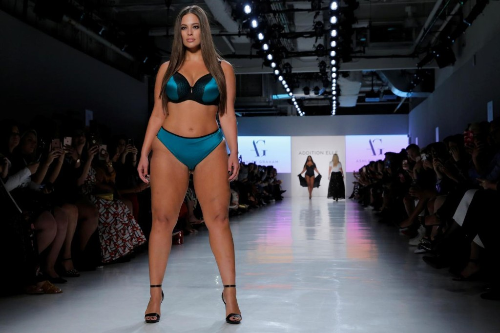 Plus-sized models are still underrepresented at fashion's most important event