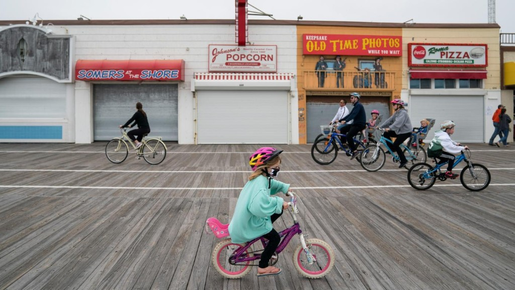 America is entering its third great bicycle revival in 150 years thanks to coronavirus