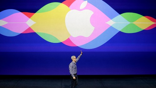 The new Apple revealed itself in 2015