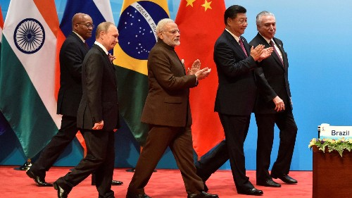 India has a unique opportunity to shape the emerging global order