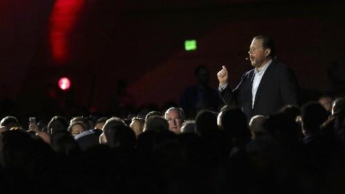 Salesforce (CRM) uses Glassdoor like Yelp for billion-dollar buyout decisions