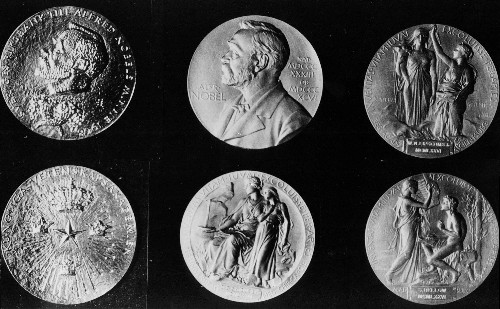 The 2017 Nobel Prize winners in medicine, physics, chemistry, peace, economics, and literature