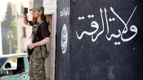 Hashtags have become the Islamic State's propaganda vehicle of choice