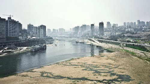 Photos: Inside China's unknown mega-city