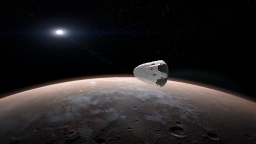 Elon Musk is building a supply chain to Mars