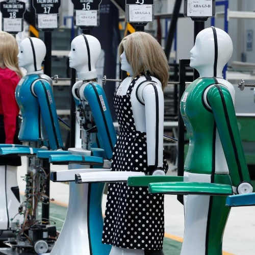 In the automated future of work, women could gain—or lose—the most