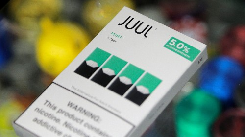 Vapers turn to cigarettes to wean themselves off Juuls