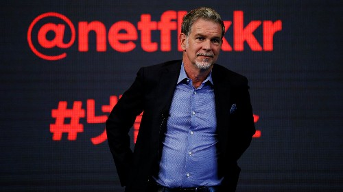 Netflix's new, brilliant strategy for China is to stay the hell out of the country