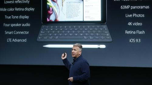 The iPad turnaround is coming