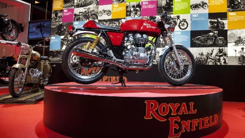 India's legendary Royal Enfield is taking the fight to Harley-Davidson's backyard
